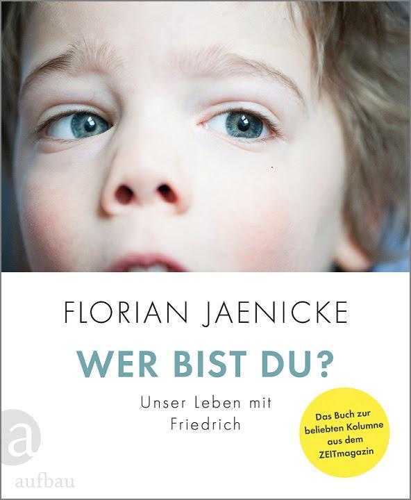 Buchcover - Wer bist du - Unser Leben mit Friedrich