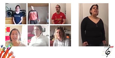 Vorschaubild Video Wohnzimmerkonzert